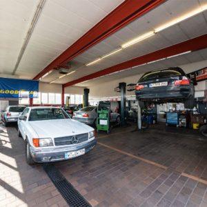 Auto Wolf Klettgau - Werkstatt